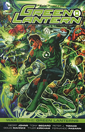 Green Lantern: Lights Out HC (The New 52) (Hardcover)Books