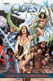 Grimm Fairy Tales: Realm Knights (Grimm Fairy Tales Presents...) (Paperback)Books