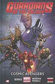 Guardians of the Galaxy Volume 1: Cosmic Avengers (Marvel Now) (Paperback)Books