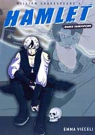 Hamlet (No Fear Shakespeare Illustrated - Graphic Novels) (Paperback)Books