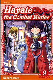 Hayate the Combat Butler, vol 8 (Paperback)Books
