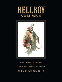 Hellboy Library Edition Volume 3: Conqueror Worm and Strange Places (Hellboy (Dark Horse Library)) (Books
