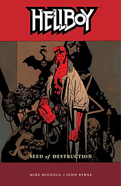 Hellboy Volume 10: The Crooked Man and Others (Hellboy (Dark Horse Paperback)) (Paperback)Books