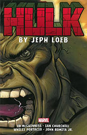 Hulk by Jeph Loeb: The Complete Collection Volume 1 (Paperback)Books
