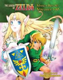 The Legend of Zelda Box Set 1-10 (Paperback)Books