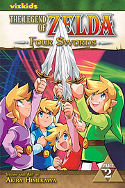 The Legend of Zelda 8 - The Minish Cap (Paperback)Books