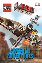 The LEGO? Movie Awesome Adventures (DK Reader Level 2) (Hardcover)Books