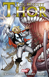 The Mighty Thor by Matt Fraction - Vol. 3 (Thor (Marvel Hardcover)) (Hardcover)Books