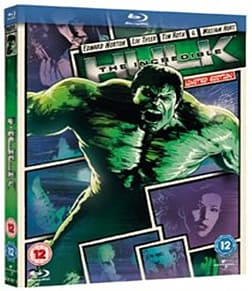 The Incredible Hulk (2008): Reel Heroes Cover [Blu-ray][Region Free]Blu-ray