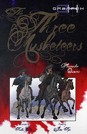 The Three Musketeers (Marvel Illustrated) (Hardcover)Books