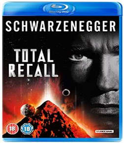 Total Recall Ultimate Rekall Edition [Blu-ray]Blu-ray