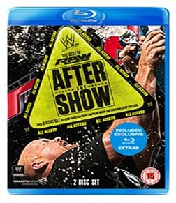 WWE: Best Of Raw - After The Show [Blu-ray]Blu-ray