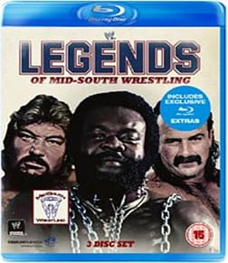 WWE: Legends of Mid-South Wrestling [Blu-ray]Blu-ray