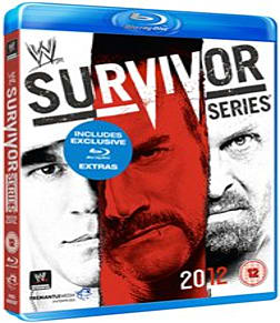 WWE: Survivor Series 2012 [Blu-ray]Blu-ray