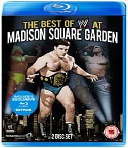 WWE: The Best Of WWE At Madison Square Garden [Blu-ray]Blu-ray