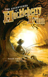 Adventures of Huckleberry Finn (Hardcover)Books