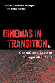 Cinemas in Transition in Central and Eastern Europe After 1989 (Hardcover)Books