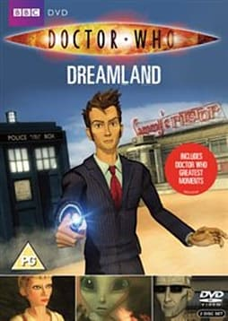 Doctor Who - Dreamland [DVD] DVD