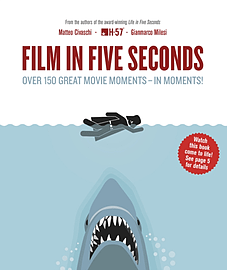 Film in Five Seconds: Over 150 Great Movie Moments - in Moments! (Paperback)Books
