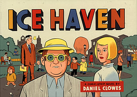 Ice Haven (Hardcover)Books