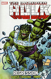 Incredible Hulk: Regression (Incredible Hulk (Marvel Unnumbered)) (Paperback)Books