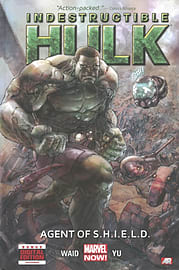 Indestructible Hulk - Volume 1: Agent of S.H.I.E.L.D. (Marvel Now) (Hardcover)Books