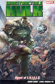 Indestructible Hulk: Agent of S.H.I.E.L.D (Paperback)Books