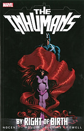 Inhumans: By Right of Birth (Paperback)Books