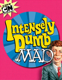 Intensely Dumb MAD (Paperback)Books