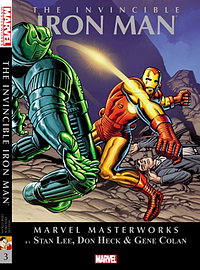Marvel Masterworks: The Invincible Iron Man Volume 3 (Paperback)Books