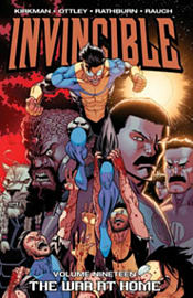 Invincible Volume 19: The War At Home TP (Paperback)Books