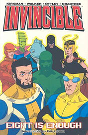 Invincible Volume 2: Eight Is Enough: Eight Is Enough v. 2 (Paperback)Books
