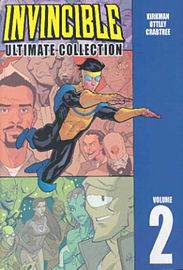 Invincible: The Ultimate Collection Volume 2: v. 2 (Invincible Ultimate Collection) (Hardcover)Books