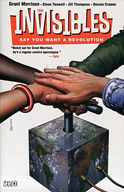 Invisibles TP #1 Say You Want A Revolution (Paperback)Books