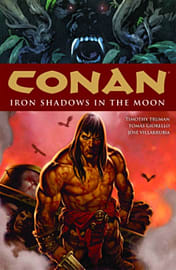 IRON SHADOWS IN THE MOONBooks