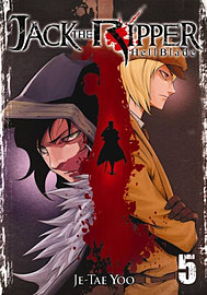 Jack the Ripper: Hell Blade Vol. 5 (Paperback)Books