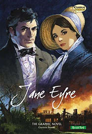 Jane Eyre The Graphic Novel: Quick Text (British English) (Paperback)Books