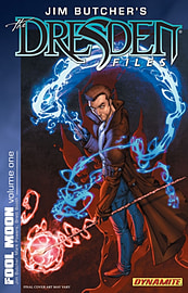 Jim Butcher's Dresden Files: Fool Moon Part 1 HC (Dresden Files (Dynamite Hardcover)) (Hardcover)Books