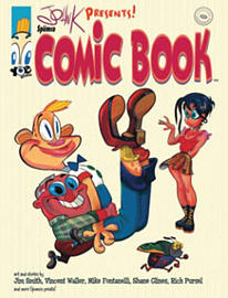 John K Presents: Spumco Comic Book (Hardcover)Books