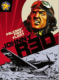 Johnny Red : Falcons First Flight (Hardcover)Books