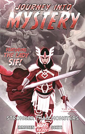 Journey Into Mystery Featuring Sif - Volume 1: Stronger Than Monsters (Marvel Now) (Paperback)Books