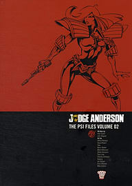 Judge Anderson (PSI Files 02) (Paperback)Books