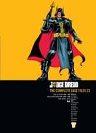 Judge Dredd: v. 22: The Complete Case Files (Paperback)Books
