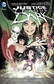 Justice League Dark Volume 1: In the Dark TP (Justice League (DC Comics) (paperback)) (Paperback)Books