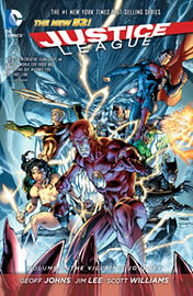 Justice League Volume 2: The Villain's Journey TP (The New 52) (Paperback)Books