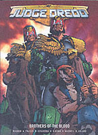 JUDGE DREDD BROTHERS OF THE BLOODBooks