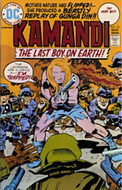 Kamandi The Last Boy On Earth Omnibus Volume 2 HC (Hardcover)Books