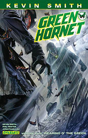 Kevin Smiths Green Hornet Volume 2: Wearing o the Green TP (Paperback)Books