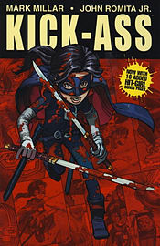 Kick-Ass (Hit Girl Cover) (Paperback)Books