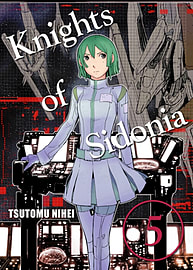Knights of Sidonia, Vol. 5 (Paperback)Books